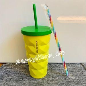 Starbucks Hawaii Pineapple Tumbler bundle
